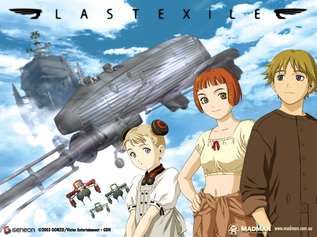 Lilac Anime Reviews: Last Exile Review (English)