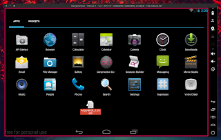 Android x86 Emulator `Genymotion` 2.0 Released ~ Web Upd8 ...