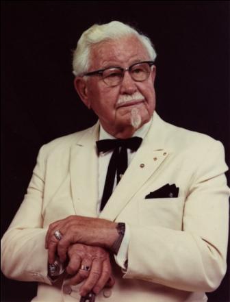 Taste of Manila: KFC Colonel Sanders: The Man Behind ...