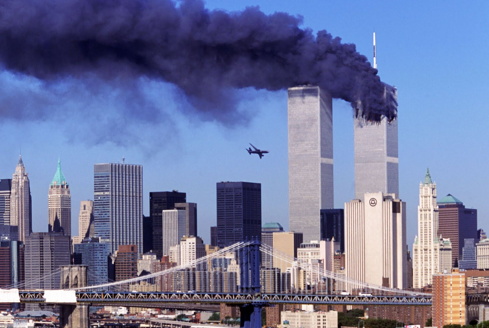 Historical Wallpapers: 9/11 (2001)
