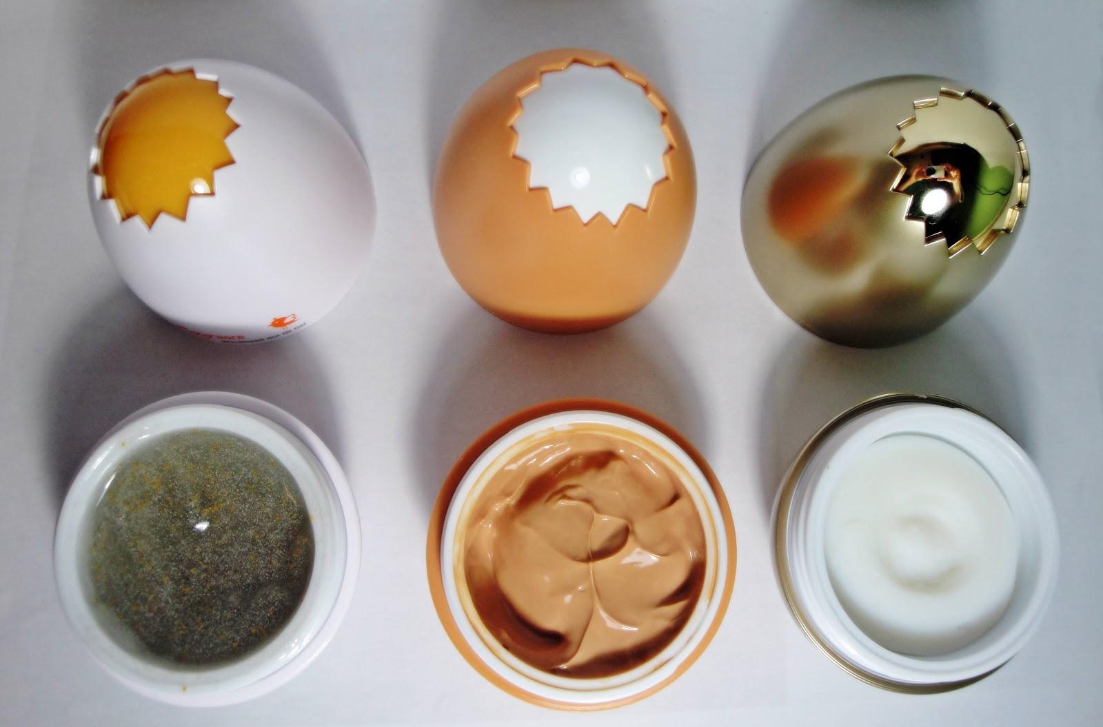 Punked Child: Resenha   Tony Moly Egg Pore Set (Gel + Pack ...
