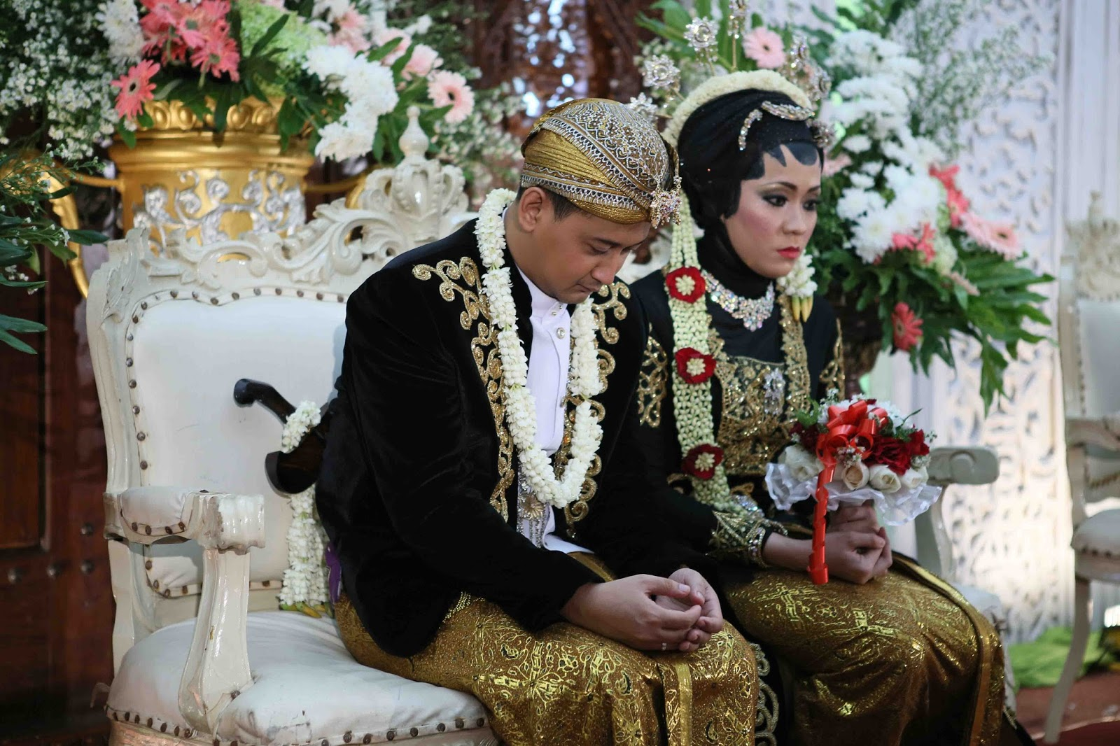 PENGANTIN ADAT JAWA PAES AGENG | PRIMERA WEDDING ...