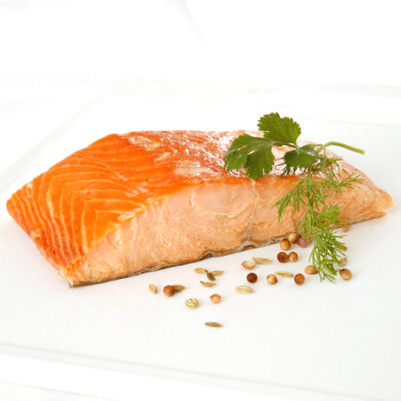 Roast Salmon Fillets - Roast Salmon Fillets Like A Chef