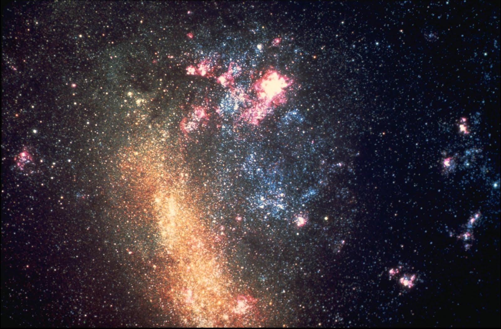 Starry Night Enthusiast: Irregular Galaxies