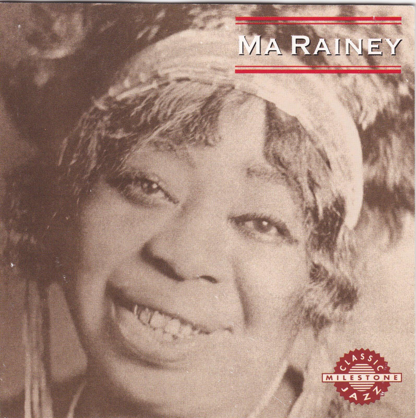 Milestone Rainey CD