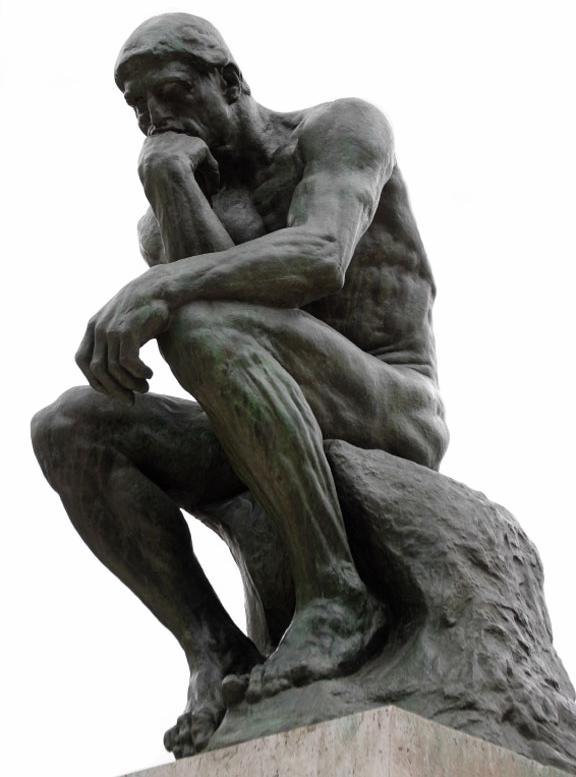 Thinking Man Quotes. QuotesGram