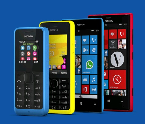 Nokia announces 4 new phones - Reyn's Room