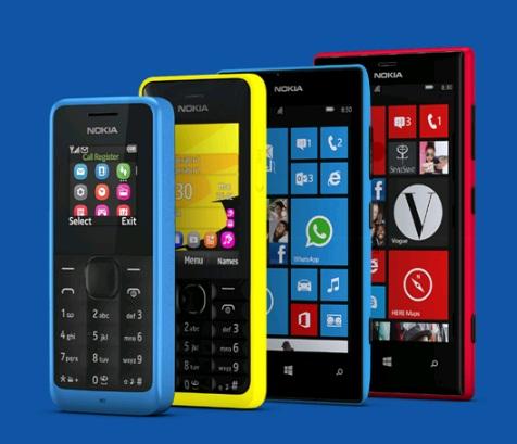 Nokia announces 4 new phones - Reyn's Room