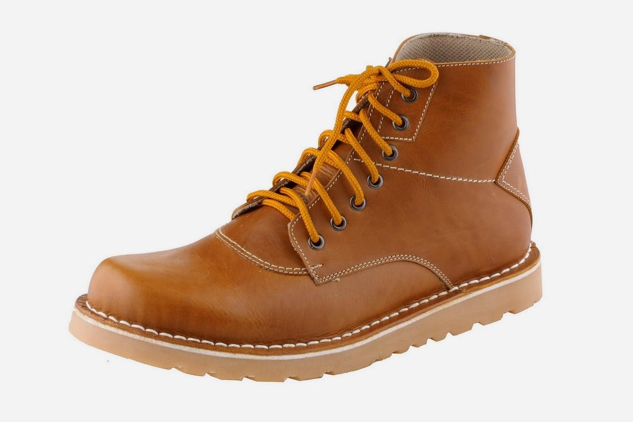 Toko Sepatu Online Cibaduyut | Grosir Sepatu Murah: Sepatu Boots Pria