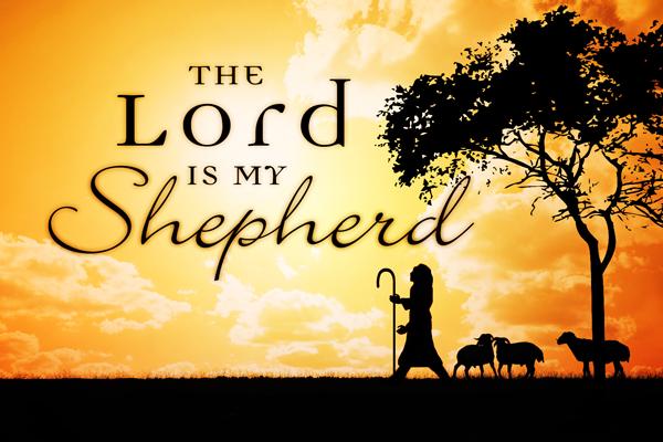 pulpitandgavel: The Lord is my Shepherd