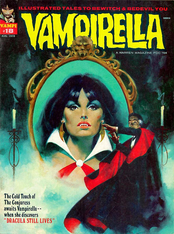 Middle Earth Collectors: Top 10 Best Vampirella Comic Covers