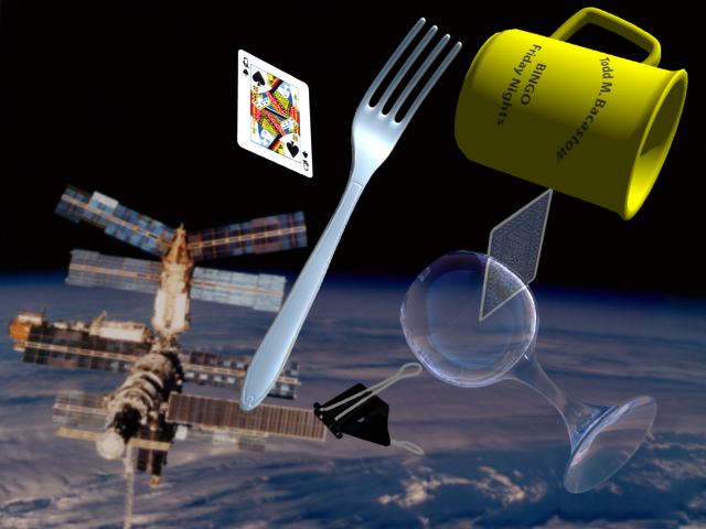 Orbiter.ch Space News: The number of space debris reached ...