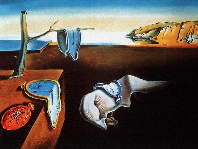 Reality Bites: Bite 45: Salvador Dali - The Persistence of ...