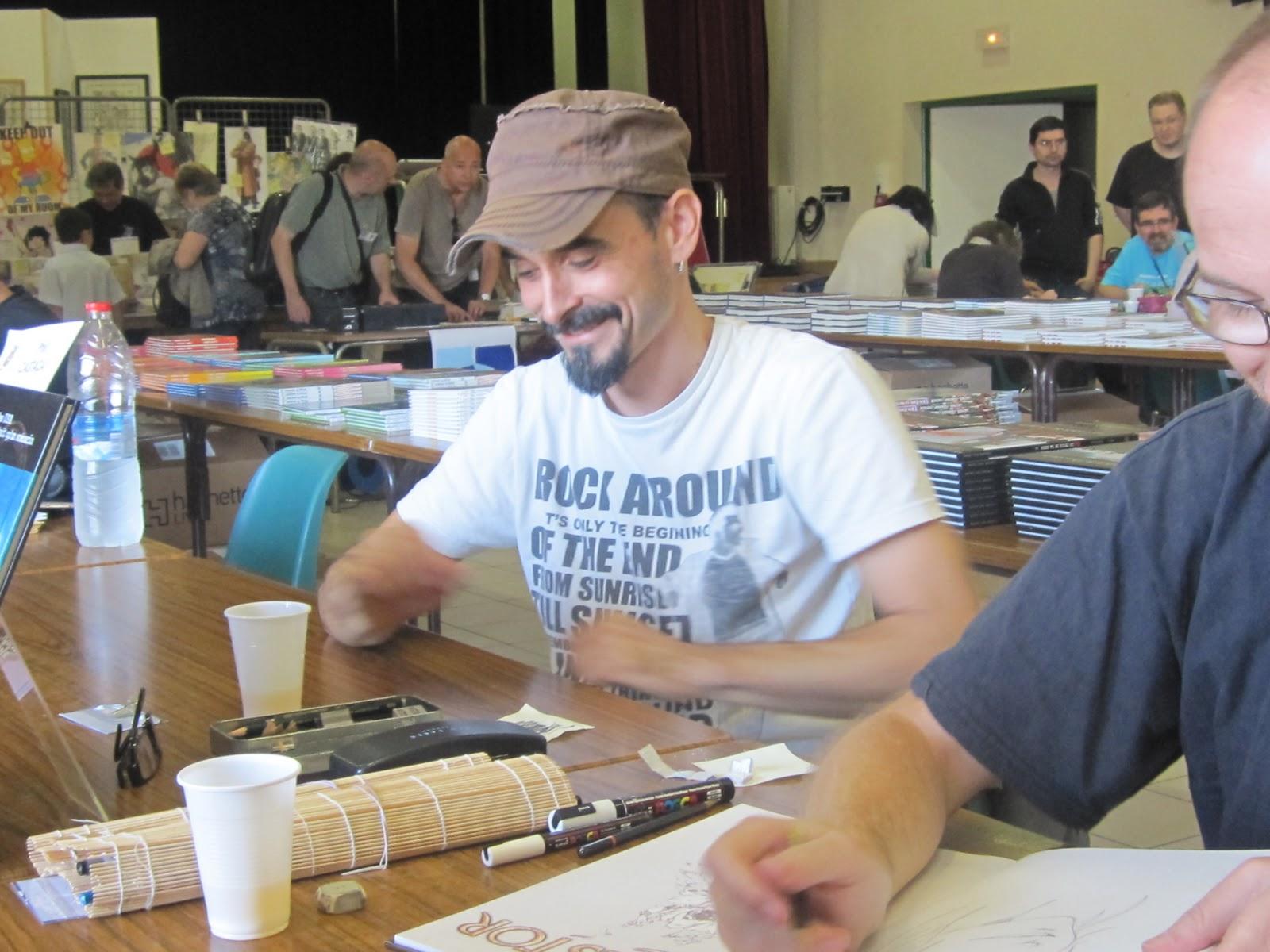 Festival BD à Barsac: Ils sont revenus cette année
