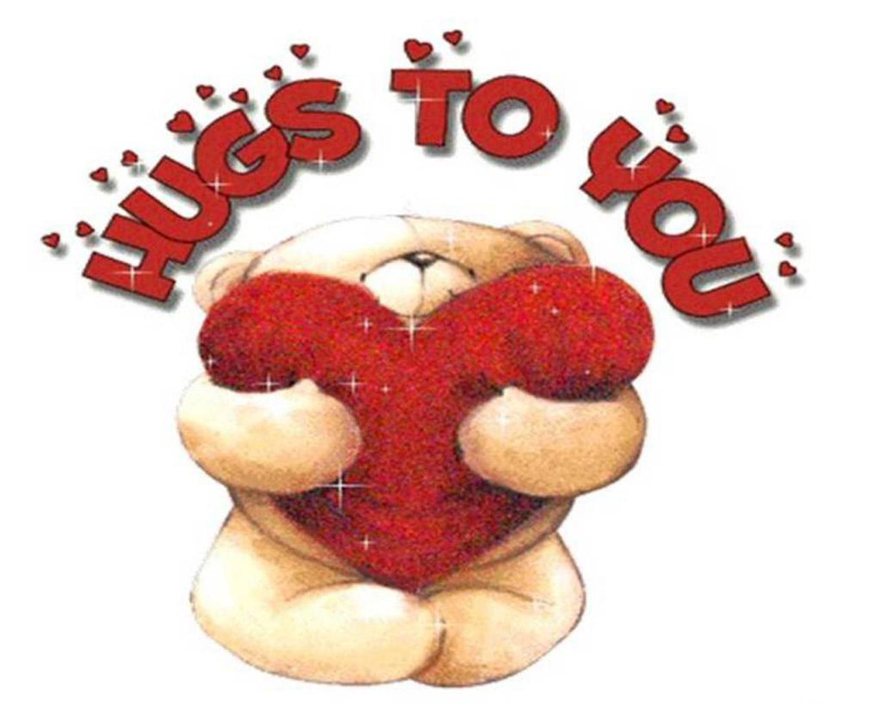 WallpaperfreekS: Happy Hug Day (12th Feb)