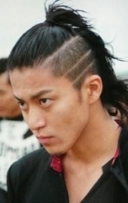 Trend Meniru Model Rambut Takiya Genji Crows Zero ...