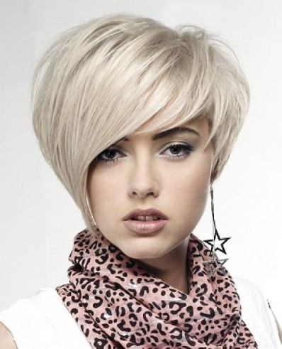 Modern Hairstyles Photos 2014: Modern funky short and long hairstyles photos for women 2011