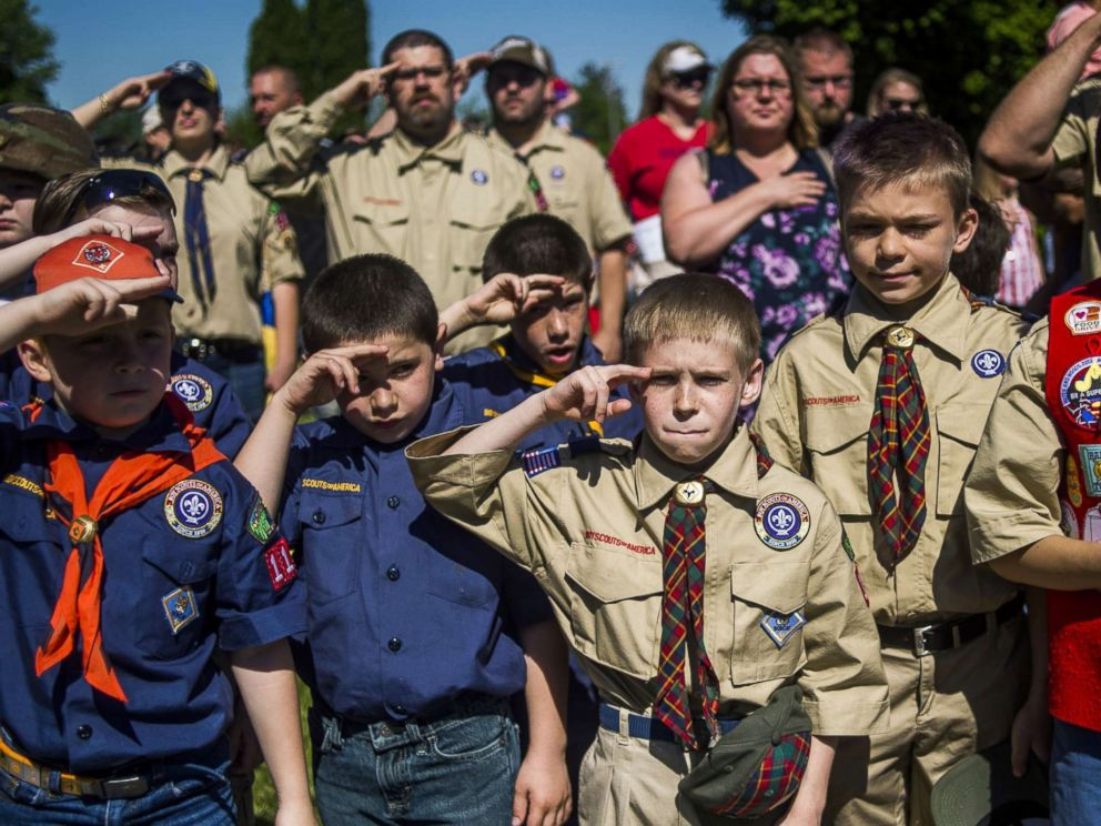 Girl Scouts slam Boy Scouts' decision to accept girls ...