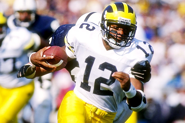 Ricky Powers instills lessons learned with Michigan Wolverines