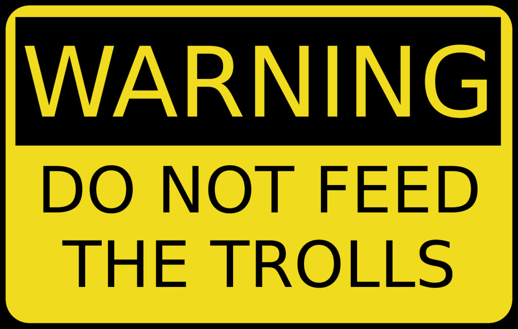 AirTalk®   Don't feed the trolls: Navigating free ...