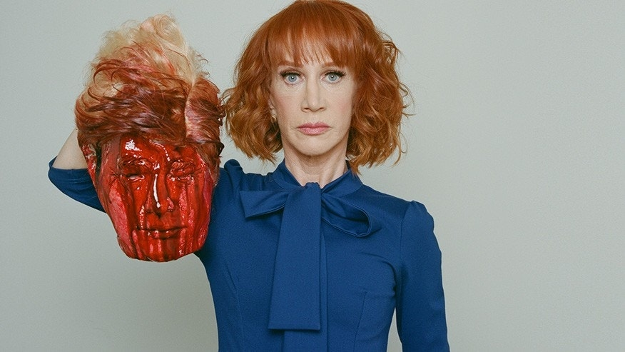 Kathy Griffin dumped by Squatty Potty, lambasted by Trump ...