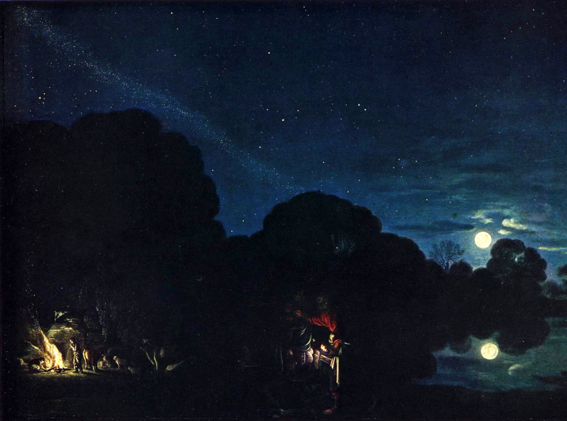 Adam Elsheimer (18 March 1578 – 11 December 1610) The ...