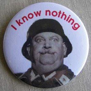 "Comey transcript released: Corrupt Ex-FBI boss: ""I know nothing!"" ?u=http%3A%2F%2Fanthonybidulka.com%2Fwp-content%2Fuploads%2FSchulz-I-know-nothing"