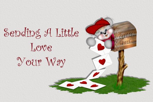 Sending a Little Love Your Way