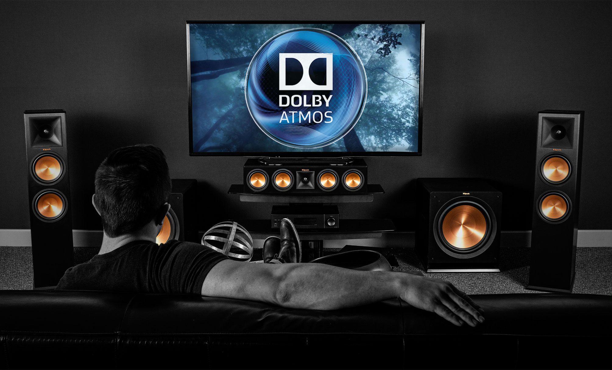 Dolby Atmos Speakers | Klipsch