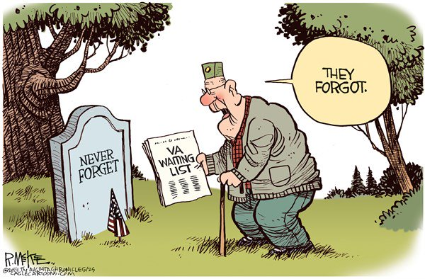 One Cartoon Reminds Us What Memorial Day Is About - And ...