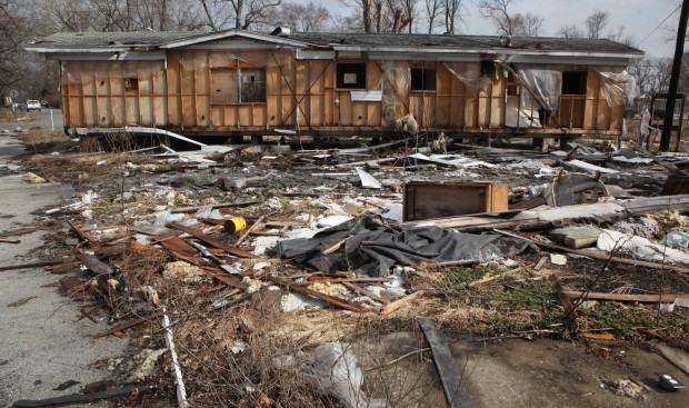 Lake Station residents, officials frustrated with trailer ...