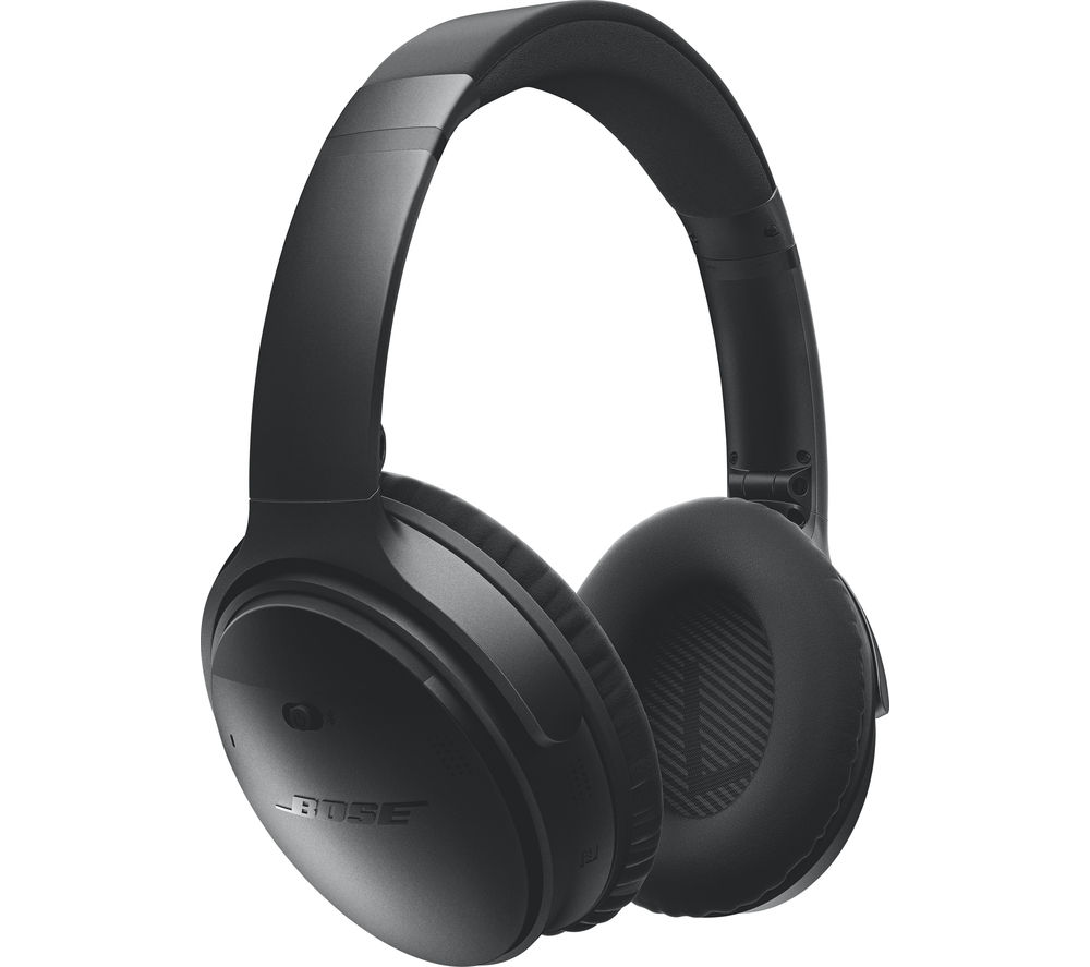 Buy BOSE QuietComfort 35 Wireless Bluetooth Noise ...