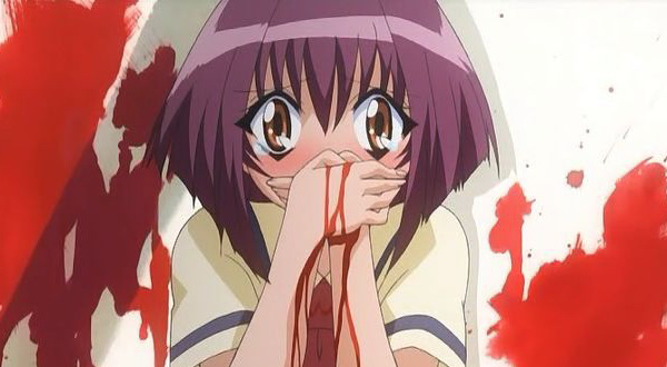 Anime nosebleed scientifically explained! | Canne's anime ...