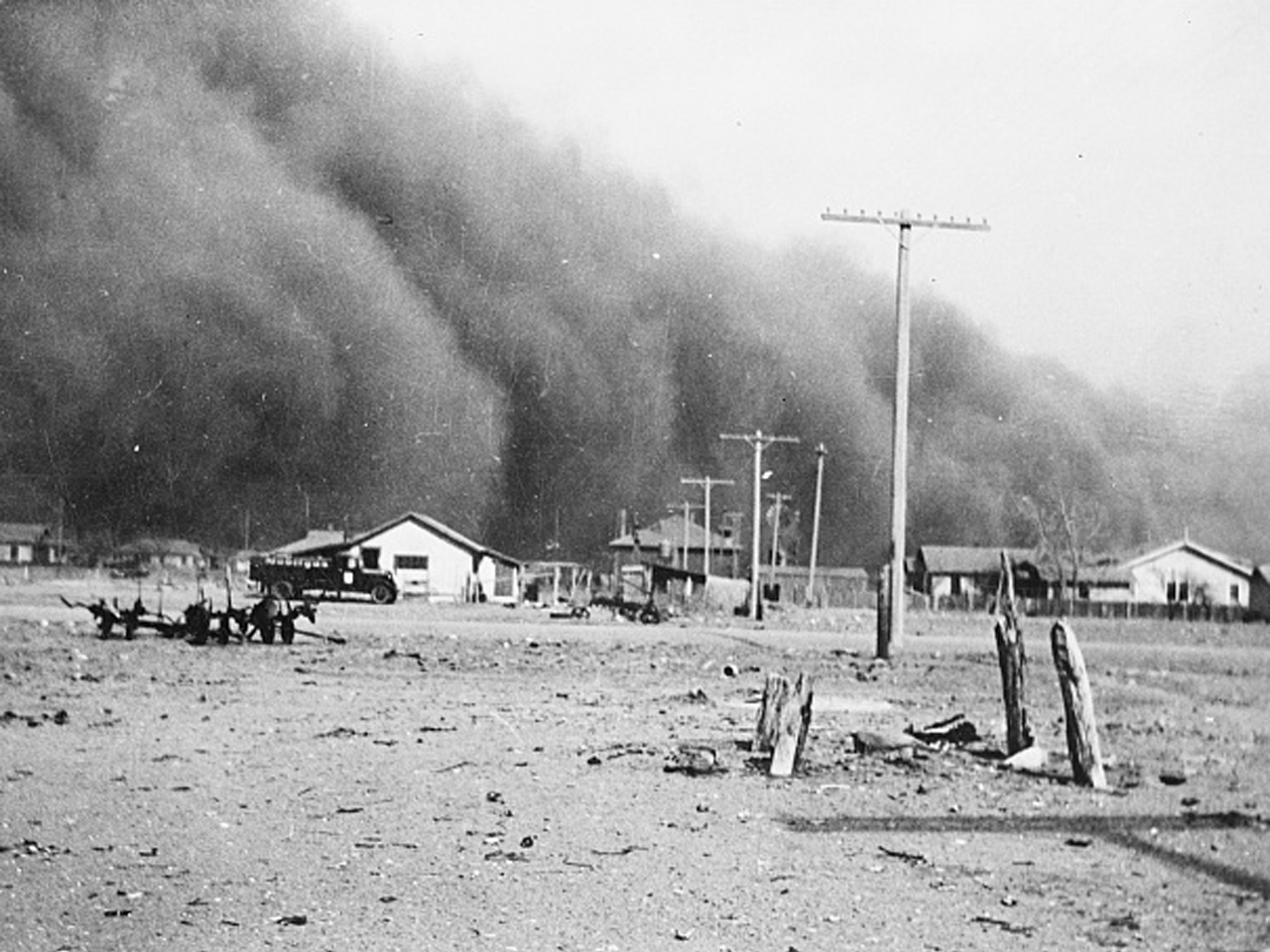 Colorado - Depression-era dust storms - Pictures - CBS News