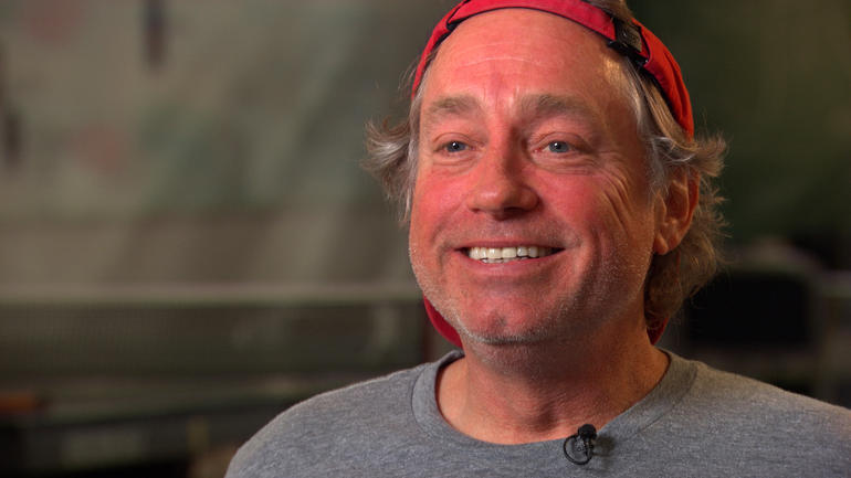 King of CrossFit - CBS News