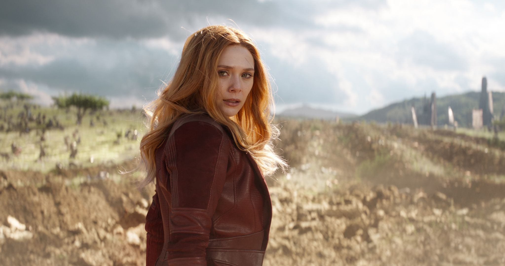 Infinity War: Scarlet Witch's Accent Explained by the ...