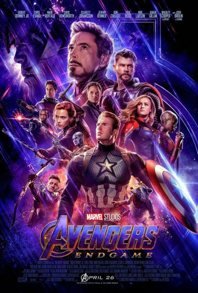 New Avengers: Endgame Poster Reveals the New Team | Collider