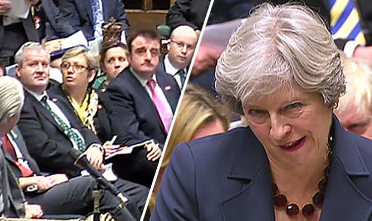 WATCH: Theresa May delivers scathing SNP slap down over ...