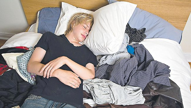 Is your teen lazy, or sleep deprived?