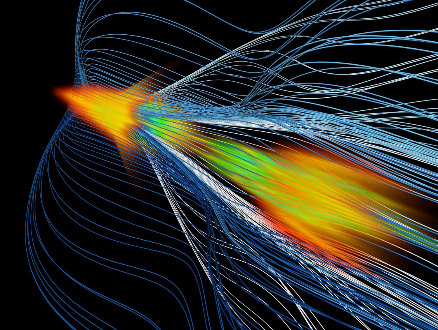 Antimatter catches a wave: Accelerating positrons with ...