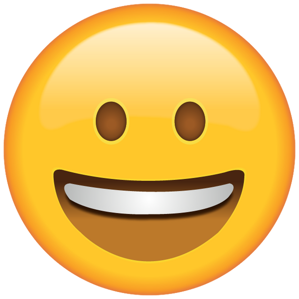 Download Smiling Face Emoji Icon | Emoji Island