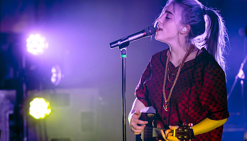 Billie Eilish. Image by Chicago Music Guide