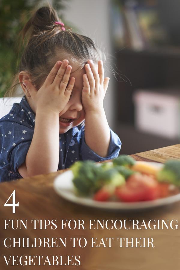 4 Fun Tips for Encouraging Children to Eat Vegetables ...
