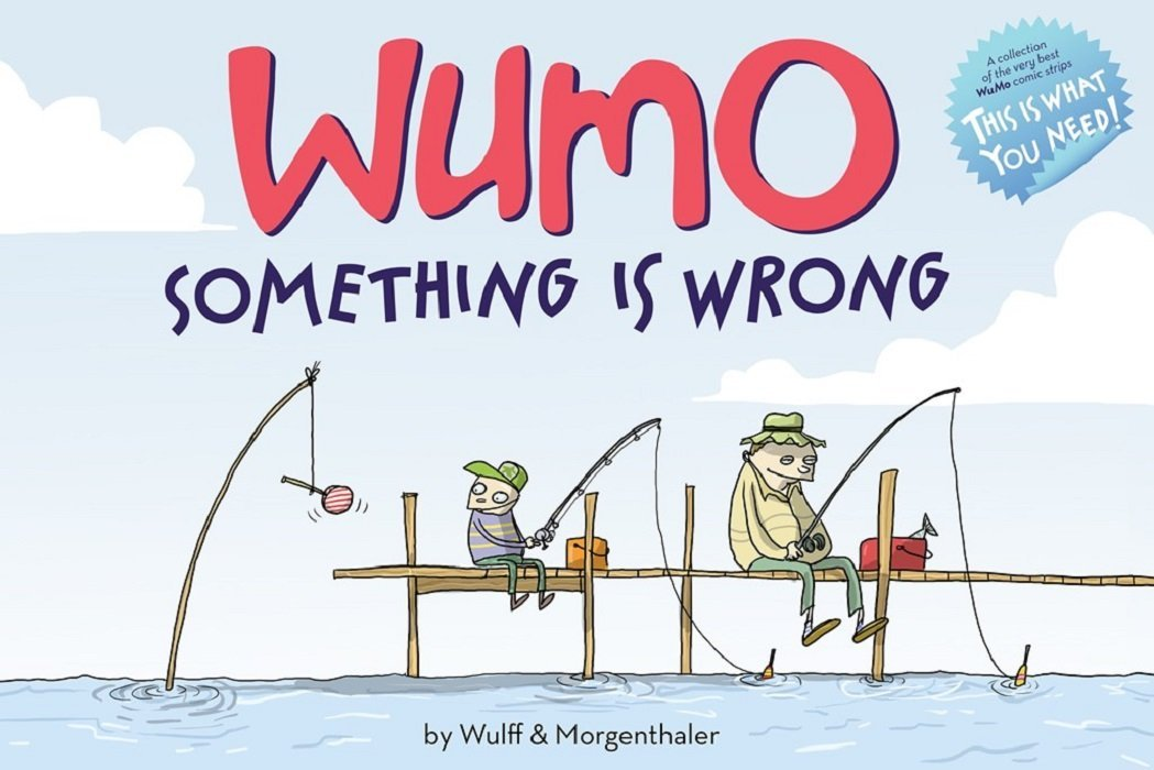 Wumo Collection: Something is Wrong Hard Cover 1 (Andrews ...