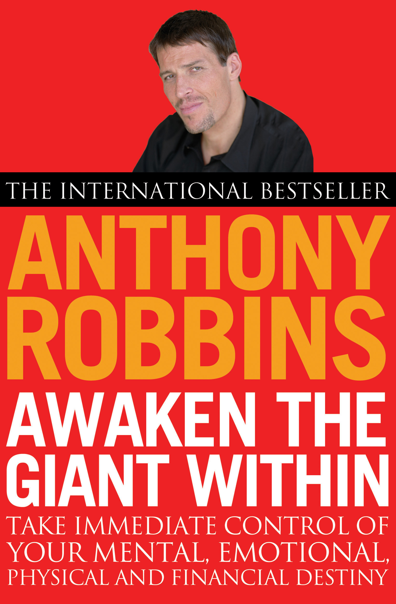 Tony Robbins | Official Publisher Page | Simon & Schuster UK