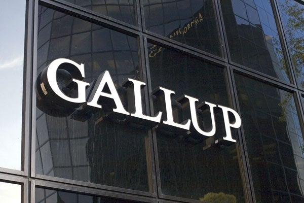 $50 Million Government Polling Contract with Gallup ...