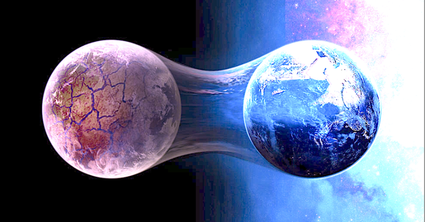 The Adventure Of A Lifetime Is Here!...Gaia's 5D Shift ...