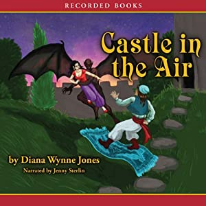 Castle in the Air Audiobook | Diana Wynne Jones | Audible.com