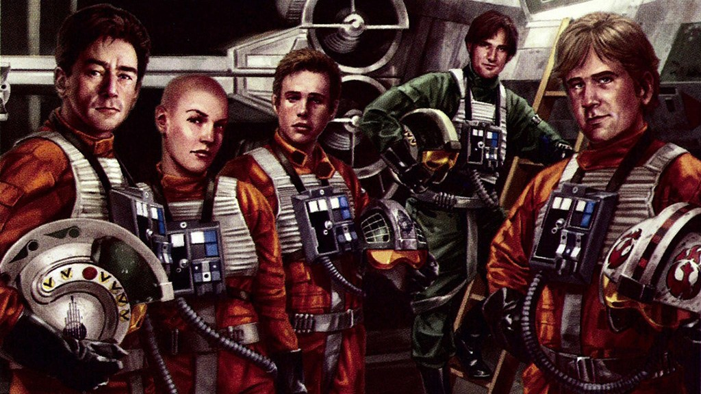 Star Wars 101: Rogue Squadron & Rogue One - Everygeek