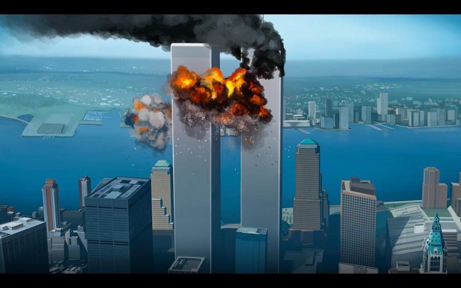 September 11 attacks by kskb on DeviantArt